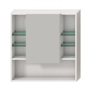 Jika Lyra Zrkadlová skrinka 77,5 × 80 cm 775 × 800 mm, rôzne prevedenia H4532510383041 (H4532510383041)