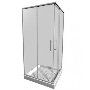 Jika Lyra plus Čtvercový sprchový kout různé rozměry a provedení