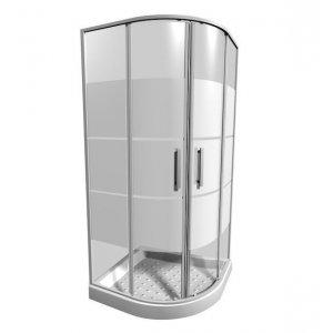 Jika Lyra plus Čtvrtkruhový sprchový kout různé rozměry a provedení