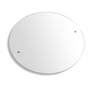 Novaservis Metalia 3 Zrkadlo guľaté 60 cm sklo 6315