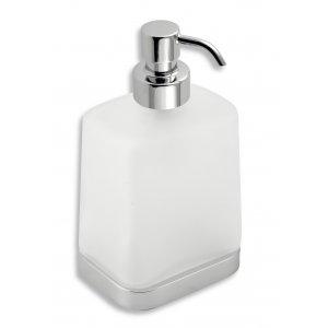 Novaservis Metalia 4 Dávkovač mydla rôzne prevedenia