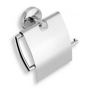 Novaservis Metalia 11 Držiak toaletného papiera s krytom chróm 0138.0