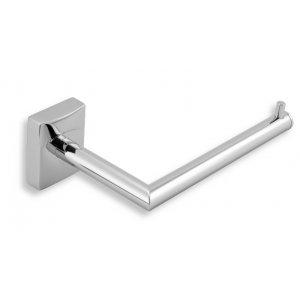 Novaservis Metalia 12 Držiak toaletného papiera jednoduchý chróm 0210.0