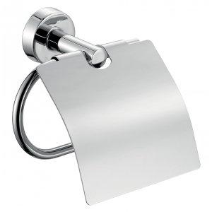 Novaservis Mephisto Držiak toaletného papiera s krytom chróm 6838.0