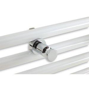 Novaservis Metalia Háčik jednoduchý na otopný rebrík 45x22mm, chróm 6230/1.0