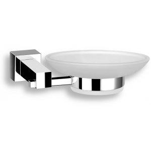 Novaservis Titania - Anet Mydlenička sklo 150x120x38mm, chróm 66336.0