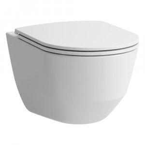 Laufen PRO 8.2096.6 Závěsný klozet rimless keramika, 360x530x430 mm, různá provedení