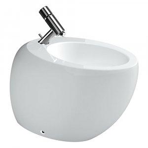 Laufen Il Bagno Alessi One Stojaci bidet 390x585x415 mm, keramika, biela 8.3297.1.400.304.1 (H8329714003041)