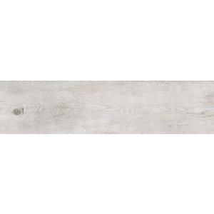 RAKO Saloon dlaždica rektifikovaná bielo-sivá 20x80 DAK82745