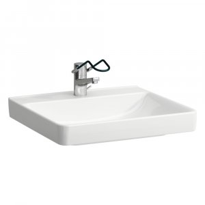 Laufen PRO LIBERTY Umývadlo 60 × 55 cm, biela, rôzne prevedenia