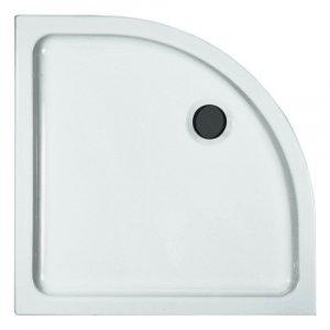 Laufen MERANO Sprchová vanička štvrťkruhová biela, rôzne prevedenia