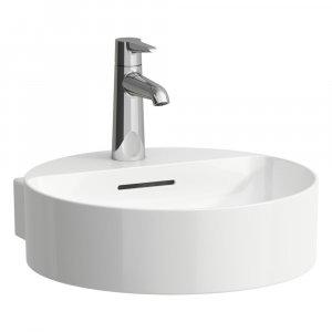 Laufen VAL Umývadlo 40 × 42,5 cm, biela, rôzne prevedenia