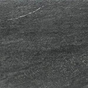 RAKO Quarzit Outdoor dlaždica rektifikovaná čierna 60x60 DAR66739