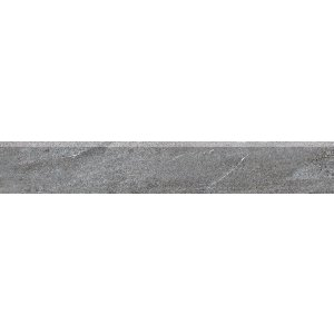 RAKO Quarzit sokel tmavá sivá 60x9,5 DSAS4738