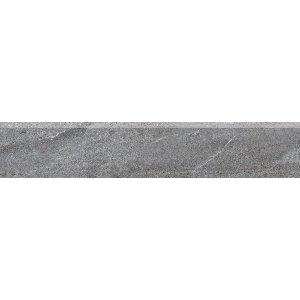 RAKO Quarzit sokel tmavá sivá 45x8,5 DSAPS738