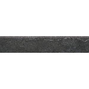RAKO Quarzit sokel čierna 45x8,5 DSAPS739