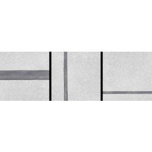 RAKO Rebel dekor sivá 20x20 DDT26741