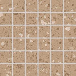 RAKO Porfido mozaika set 30x30 cm okrová 5x5 DDM06814
