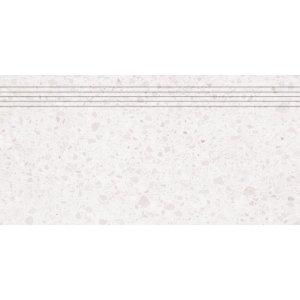 RAKO Porfido schodovka biela 30x60 DCPSE810