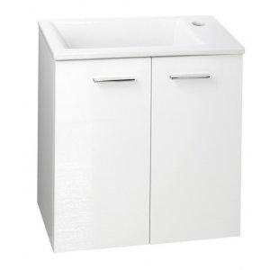 Sapho ZOJA Umývadlová skrinka rôzne prevedenia, 49x50x23,5cm