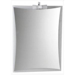 Sapho CORTINA Zrkadlo 600x800mm, pieskované 11021