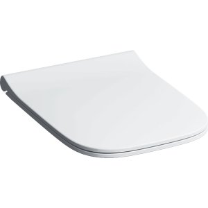 Geberit Smyle Square WC sedadlo sendvičový tvar rôzne prevedenia