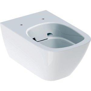 Geberit Smyle Square Závesné WC s hlbokým splachovaním 350x330x540 mm 500.208.01.1