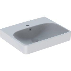 Geberit Smyle Square Malé umývadlo 500x410 mm 500.256.01.1