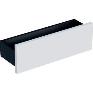 Geberit Smyle Square Nástenná polička 450x148x150 mm, rôzne farby