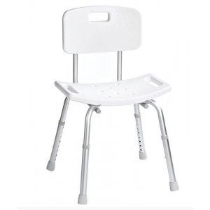 Sapho Stolička s operadlom, nastaviteľná výška biela A00602101