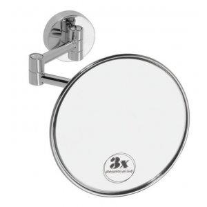 Sapho Kozmetické zrkadielko na rameni 140mm, chróm XR004