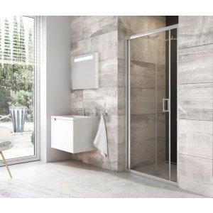 Ravak Blix Sprchové dvere bright alu+Transparent BLDZ2