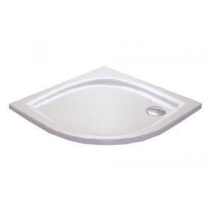 Ravak Elipso Sprchová vanička, štvrťkruhová akrylát, rôzne rozmery a prevedenia