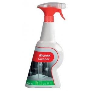 Ravak Cleaner (500ml) Čistiaci prostriedok X01101