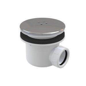 Ravak Vaničkový sifón chróm STANDARD 90  X01314