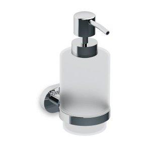 Ravak Chrome Dávkovač na mydlo sklo CR 231 X07P223