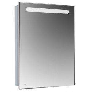 ROCA Victoria Nord Skrinka so zrkadlom 60 cm rôzne prevedenia, lesklá biela