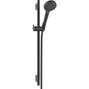 HANSGROHE Vernis Blend Sprchová súprava Vario so sprchovou tyčou 65 cm matná čierna