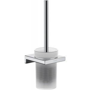 HANSGROHE AddStoris Držiak na WC kefu nástenný 105x342x120 mm, rôzne farby