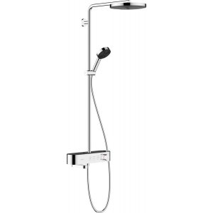 HANSGROHE Pulsify  Showerpipe 260 1jet s vanovým termostatem ShowerTablet 400 24230000