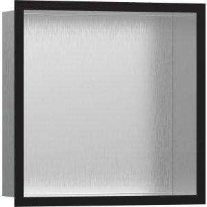 HANSGROHE XtraStoris Individual Výklenok do steny s designovým rámom, 30x30x10 cm rôzne prevedenia