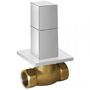 """Tres Slim Uzatvárací ventil 1/2 """" 00715501 (007.155.01)"""