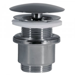 Tres Umývadlový ventil s voľným odtokom chróm 13424020